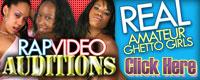 Visit Rap Video Auditions